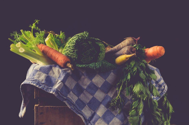 I love vegetables, Carrot is best for health